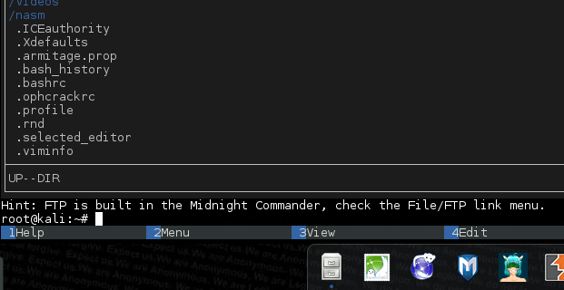 Goodbye OSX – part #4: Finding the right font for Kali Linux
