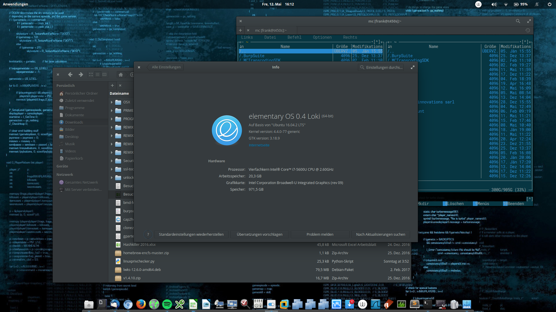 Goodbye OSX – part #7: My current Linux setup (Elementary OS
